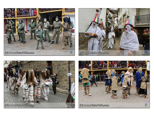 Mascaradas Invierno en Ávila