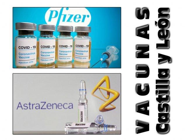 Vacunas Pfizer-AstraZeneca
