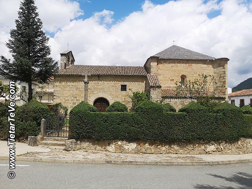 Iglesia de Ramacastañas
