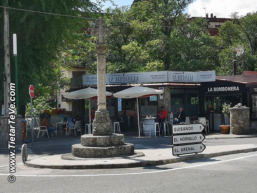 Cruz del Mentidero - Arenas de San Pedro