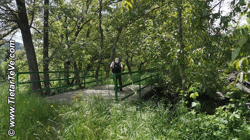 Puente de la Jara - Ruta Entre Ríos - El Arenal