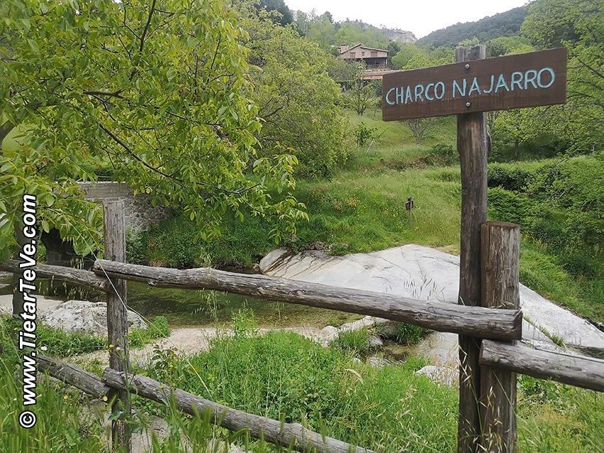 Puente y charco de Najarro - Ruta Entre Ríos - El Arenal