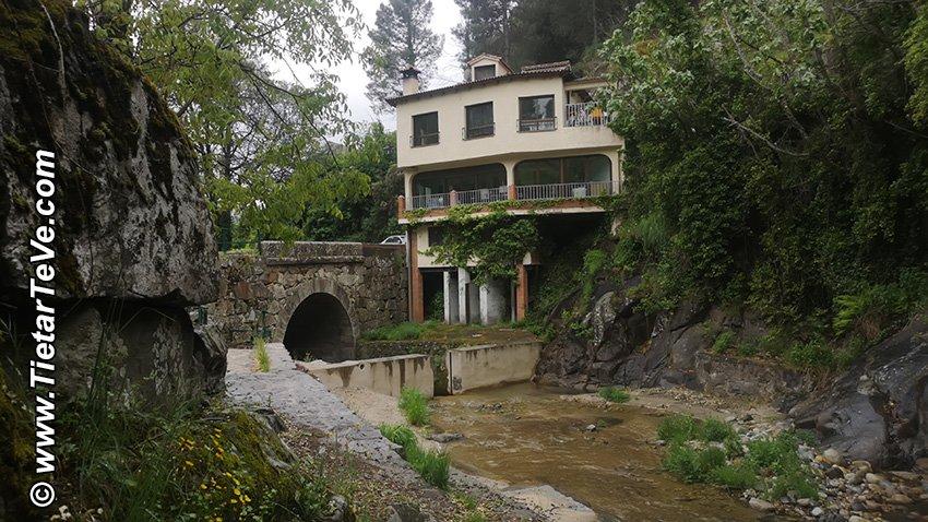 Piscina Natural de El Arenal - Ruta Entre Ríos