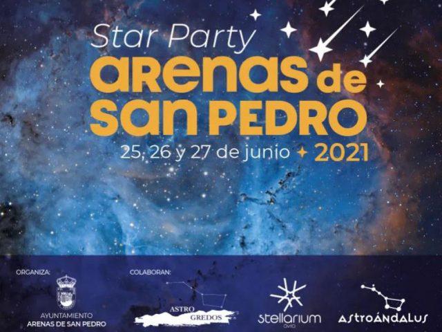 Star Parti 2021 Arenas de San Pedro