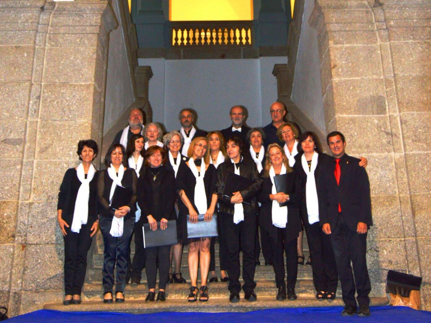 """Coro de la Escuela Municipal de Música """"Luigi Boccherini"""" de Arenas de San Pedro - XIV Festival Boccherini"""