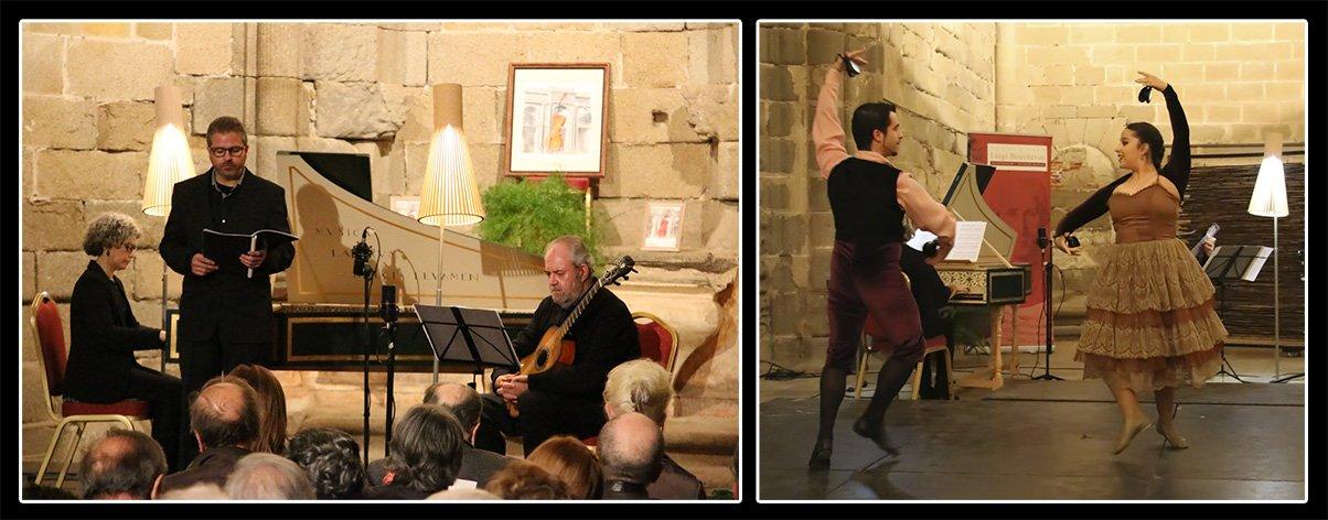 """Concierto """"Boccherini y el salón goyesco"""" - XIV Festival Boccherini - Arenas de San Pedro"""