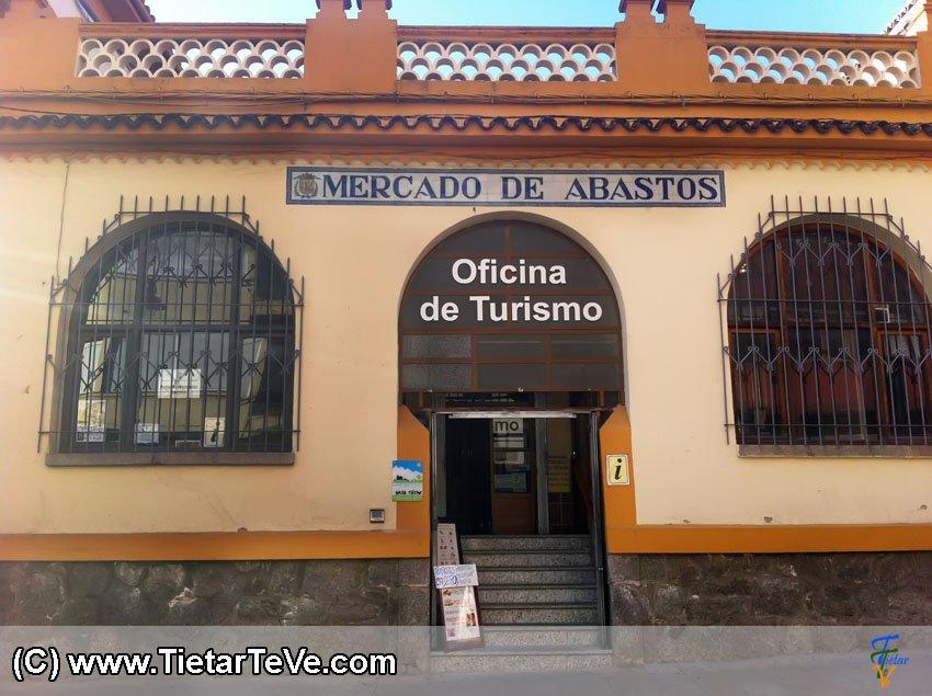 Oficina de Turismo en el Mercado de Abastos de Arenas de San Pedro