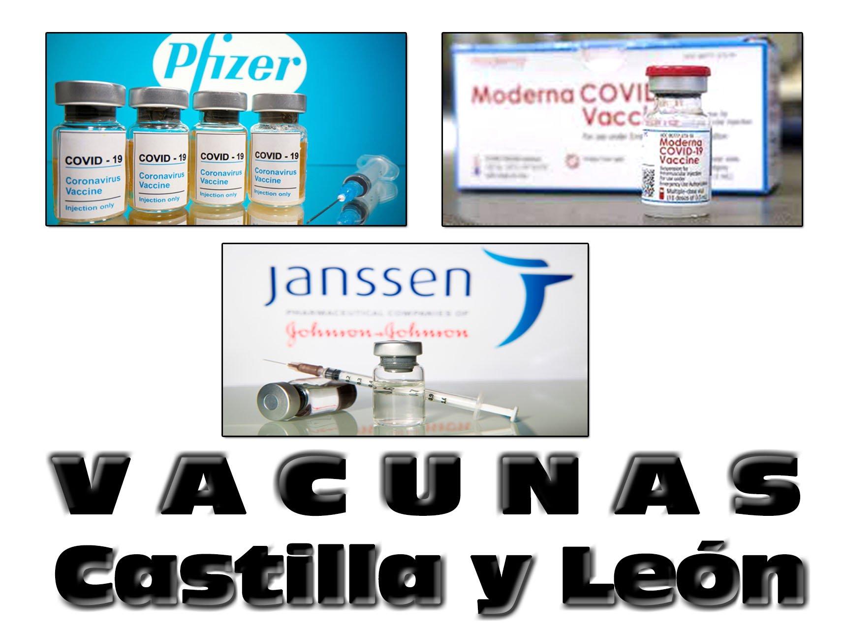 Vacuna de Pfizer-BioNTech, Moderna y Janssen frente a la COVID-19