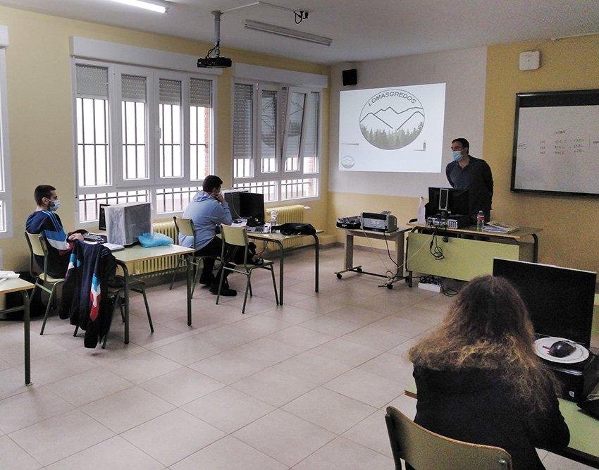 Indicaciones de empresa simulada - Programa ReactivaFP - IES Arenas de San Pedro