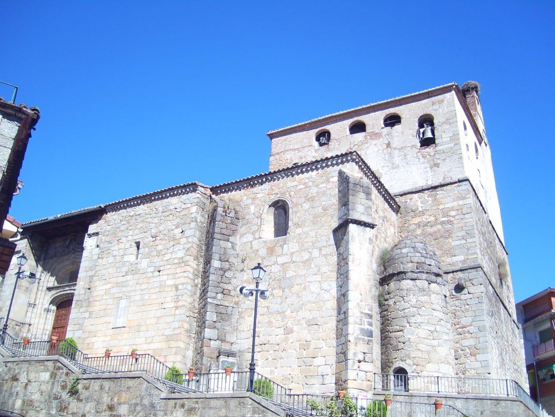Iglesia de San Juan Bautista de Mombeltrán