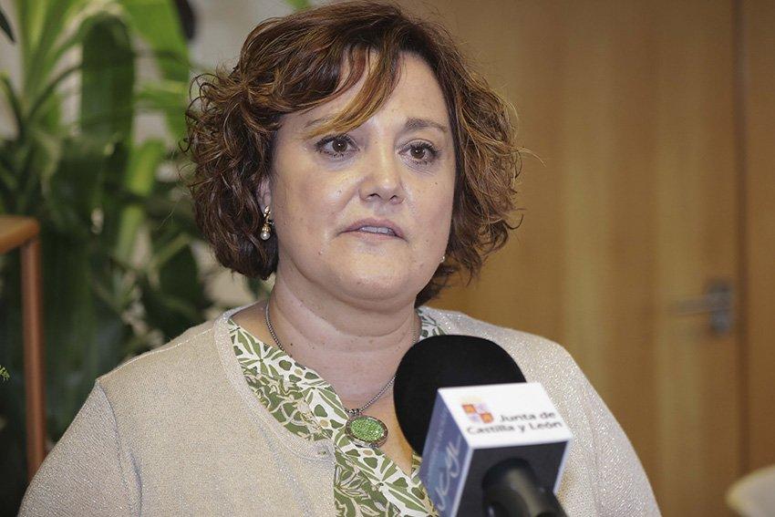 Mª Ángeles Cisneros, Directora de Infraestructuras y Tecnologías de la Información de la Junta de Castilla y León